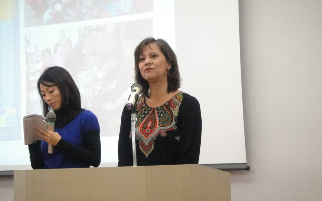 MannaRelief Launches in Japan – Message from Linda Caster