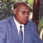 Dr. Ben Akenga, Medical Director of Several Hospitals in Southwestern Kenya