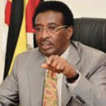 General Jim Muhwezi, Ugandan Minister of Health